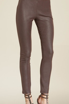 Clara Sunwoo Liquid Leather Legging