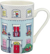 Cath Kidston Billie' Town House Grace Mug