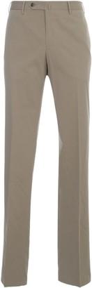 Pt01 Cotton Silk Skinny Pants