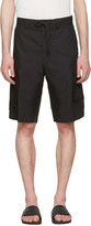 Diesel Black P-Clive Cargo Shorts