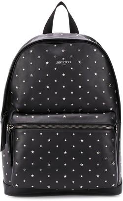 Jimmy Choo Star Studs Backpack