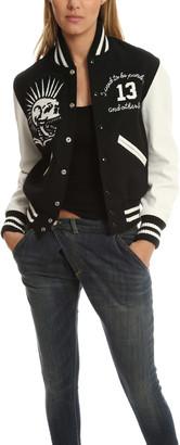 R 13 Vintage Varsity Jacket