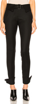 Monse Stretch Tuxedo Wool Pant