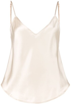 Reformation Teddy camisole top