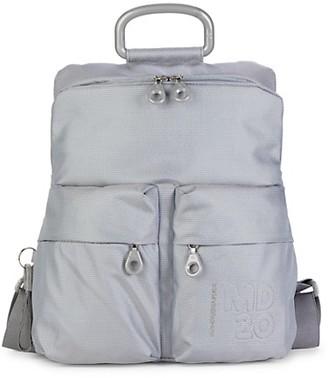 Mandarina Duck Textured Backpack