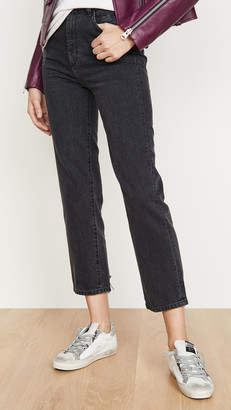 DL1961 x Marianna Hewitt Jerry High Rise Vintage Straight Jeans