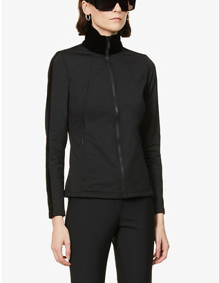 Fusalp Stellaria slim-fit stretch-woven jacket