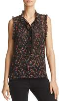 Joie Anathalia Floral Print Silk Top - 100% Exclusive