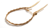 Shashi Gold Sasha Bracelet