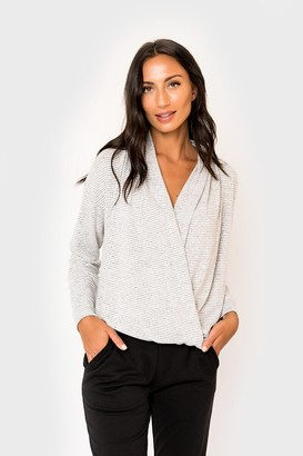 Gibson Diana Cozy Knit Wrap