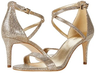 MICHAEL Michael Kors Ava Mid Sandal (Black 1) Women's Shoes