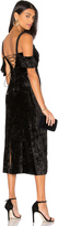 Rachel Zoe Kinsley Velvet Gown