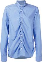 Marni ruffled shirt - men - Cotton - 46