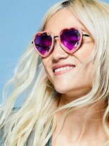 Sweet Heart Kaleidoscope Glasses by H0LES