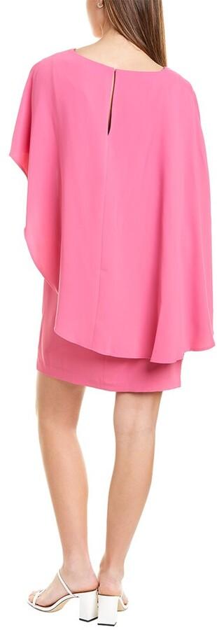 Thumbnail for your product : trina Trina Turk Trina By Trina Turk Ruffle Adore 2 Mini Dress