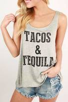 Triumph Tacos And Tequila Tank