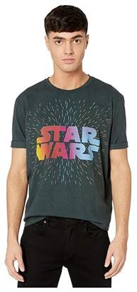 Etro Star Wars/Paisley T-Shirt (Grey) Men's Clothing