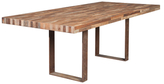 Urbia Small Planque Dining Table