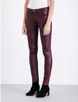 AG Jeans The Legging super-skinny mid-rise jeans