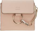 Chloé Pink Small Faye Wallet