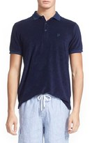 Vilebrequin Men's 'Pacific' Short Sleeve Terry Polo