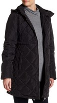 Momo Maternity Bryn Quilted Down Coat (Maternity)