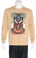 Givenchy Warrior Print Sweatshirt