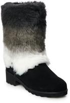 BearPaw Regina Women's Faux Fur Boots