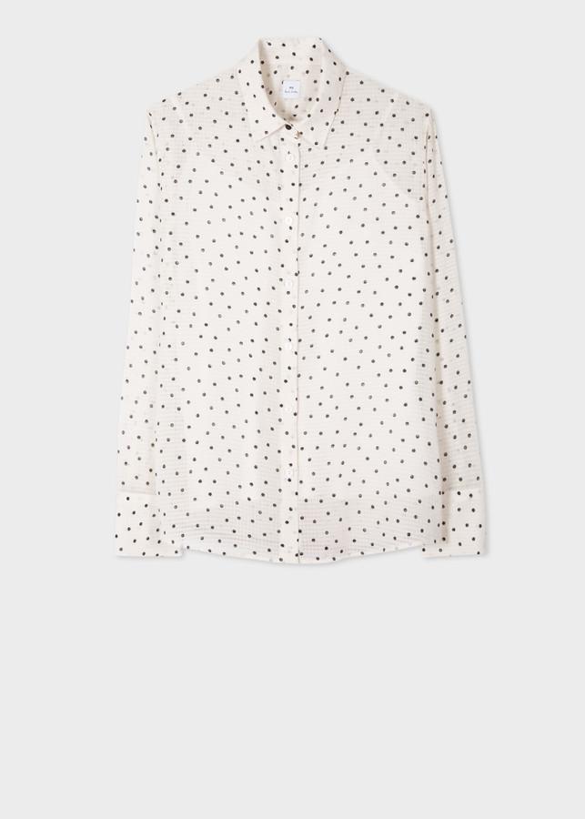 Seersucker Shirt Women Shopstyle