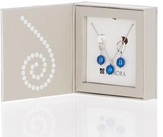 Honora Pearls Pearl Necklace & Earrings Boxed Set