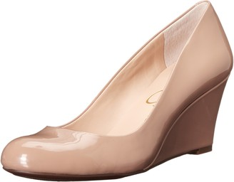 Jessica Simpson Women's Sampson Wedge Pump