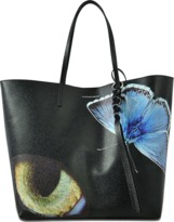 Alexander McQueen Skull Open Shopper bag