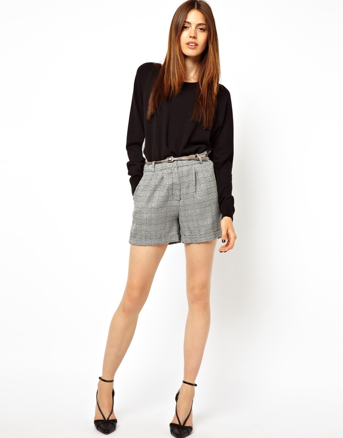 Asos Shorts in Check