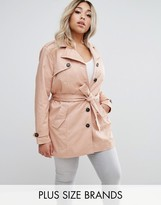 Junarose Trench Coat