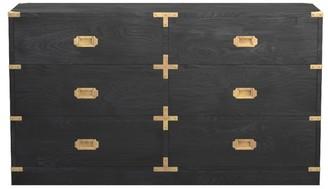 Williams-Sonoma Campaign 6-Drawer Dresser