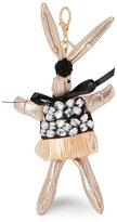 Natasha Embellished Bunny Bag Charm