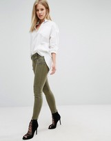 Blank NYC Crop Cargo Trouser