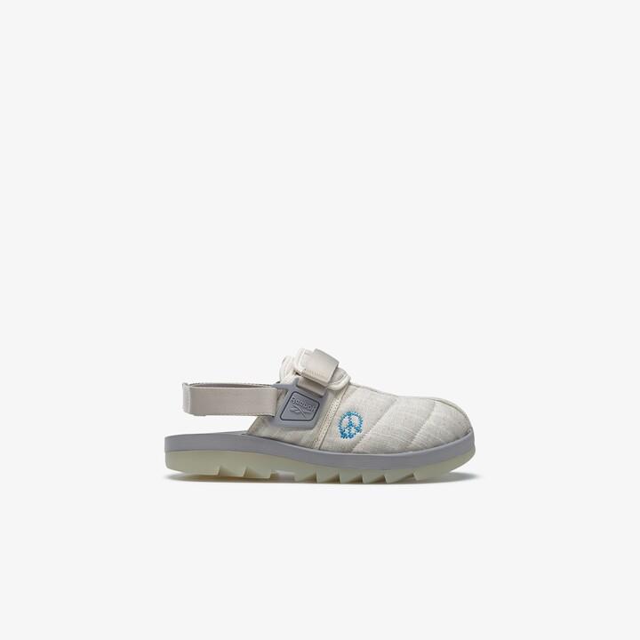 Reebok X STORY mfg. grey Beatnik sandals