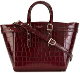 Aspinal of London double handle tote bag - women - Leather - One Size