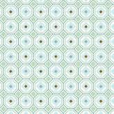 Caden Lane Modern Vintage Octagon Boy Single Sheet