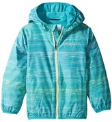 Columbia Kids - Mini Pixel Grabber II Wind Jacket Girl's Coat