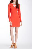 Tart Cutout V Dress