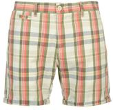 Pierre Cardin Mens YD Check Shorts Chino Pants Trousers Bottoms Chinos Print