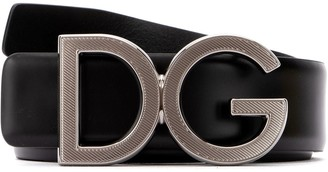 Dolce & Gabbana Buckle Belt