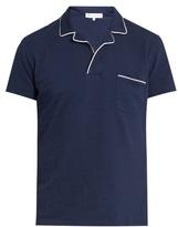 Orlebar Brown Donal Cotton-piqué Polo Shirt