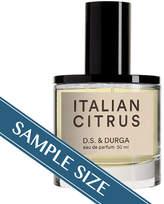 D.S. & Durga Sample - Italian Citrus Eau de Parfum by 0.7ml Fragrance)