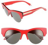 Victoria Beckham 58mm Retro Sunglasses