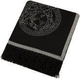 Versace Throw - Black & White