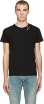 Saint Laurent Black Constellation T-Shirt