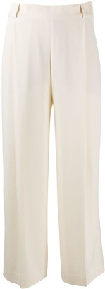 Aspesi High-Waisted Wide Leg Trousers